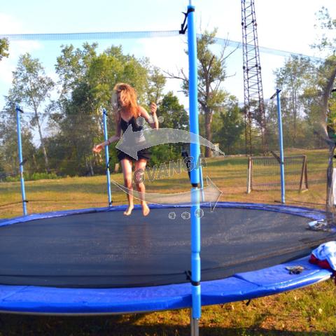 Прыжки на батуте для детей и взрослых в Днепропетровской области
