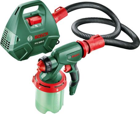 Реализуем краскораспылители Bosch PFS 3000-2