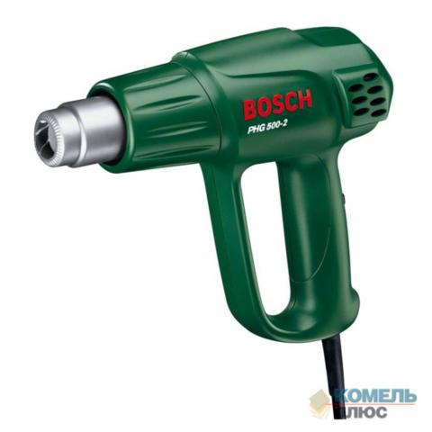 Реализуем технические фены Bosch PHG 500-2
