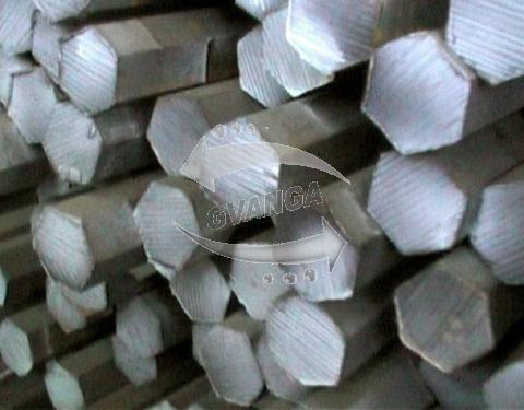 Шестигранники стальные горячекатаные