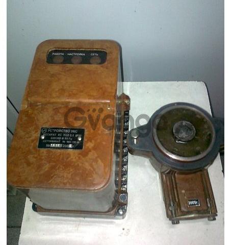 Устройство контроля скорости УКС-1, РС-67. Датчики ДМ-2