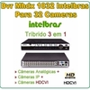 DVR MHDX 1032 Intelbras Para 32 Câmeras