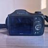 Câmera semi profissional   +  carregador de bateria