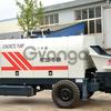 Бетононасос стационарный дизельный CHANGLI  HBTS50-12-80R 50 м3/час
