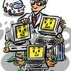 Ремонт компьютеров, ноутбуков,мониторов, принтеров в Одессе.