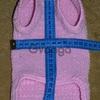 Мягкий свитер для Собак, Котов, Ручное вязание