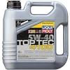 LIQUI MOLY Top Tec 4100 5W-40 | НС-синтетическое 4Л
