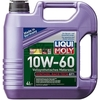 LIQUI MOLY Synthoil Race Tech GT1 10W-60 | 100% ПАО синтетика 4Л