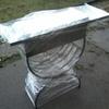 Красивый мангал с ковкой 3мм для дачи на подарок, +6 шампуров бесплатно