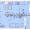 Продается квартира 1-ком 43 м² Первомайская улица