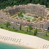 Жилой Комплекс,г.Варна.Построен в непосредственной близости от пляжа среди просторной зелени Парка Аспарухово.