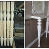Мебельные ножки для столов,стульев , точеные из дерева