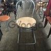 Продам стул б/у Венус из хромированного металла и фанеры для кафе,бара,пиццерии