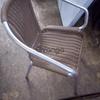 Продам стул б/у из искуственного ротанга с металлическим каркасом для кафе, бара, пиццерии, летних площадок