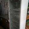 Продам шкаф б/у холодильный  АТЛАНТ  ШВ стекло