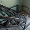 Металлический каркас под лестницу. Днепр