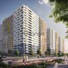 Продается квартира 1-ком 33.32 м² Воронцовский б-р, метро Девяткино
