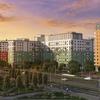 Продается квартира 1-ком 25.3 м² Красуцкого ул., метро Фрунзенская