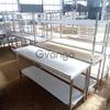 Стол из нержавеющей стали, производственные столы.