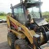 мини погрузчик на колесном ходу  Caterpillar 226B (три в одном) 2007 г.в.,