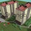 Продается квартира 1-ком 35 м² Тургенева