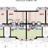 Продается квартира 2-ком 85 м² Озёрная
