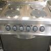 Продам плиту профессиональную бу на 4 конфорки ZANUSSI