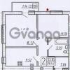 Продается квартира 2-ком 52 м² Гагарина, 1