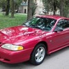 Ford Mustang 4.9 MT (218 л.с.) 1995 г.