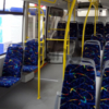 Автоткань автобусная для перетяжки сидений, потолков, карт, стоек
