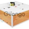 Механический Инкубатор на 130 яиц цифровой Курочка Ряба
