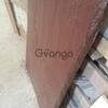 Надежная , импортная натуральная  плитка  900*600*30 мм  , коричневая