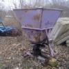 Лейка МВУ,РУМ на 600 кг удобрений  (навесная)