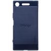 TPU чехол iPaky Slim Series для Sony Xperia XZ1 / XZ1 Dual Синий