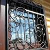 Кованые решетки, балконное ограждение