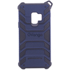 TPU+PC чехол Deen Beetle с ремешком для Samsung Galaxy S9 Синий