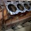 Блок цилиндров ЯМЗ-850