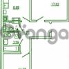 Продается квартира 2-ком 50 м² Карташева