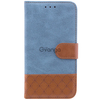 Чехол-книжка Diary c TPU креплением и функцией подставки для Samsung J530 Galaxy J5 (2017) Голубой