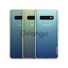 TPU чехол Nillkin Nature Series для Samsung Galaxy S10 Серый (прозрачный)