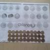 2 х евровые монеты выборочные,