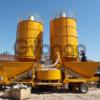 Мобильный бетонный завод F-2200