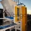 Вибропресс для производства тротуарной плитки, бордюров SUMAB E-300 D