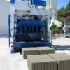 Вибропресс для производства тротуарной плитки, бордюров Е-6, Е-12