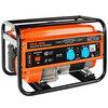 Генератор применяется в качестве аварийного или автономного источника электроэнергии для питания маломощных бытовых электроприборов и электроинструмента
