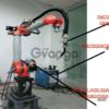 Промышленный робот для сварки напрямую с завода в Китае