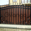 Ограждения заборы з метала, проф - настила установка доставка,монтаж