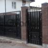 Ворота калитки садовые
