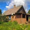 Добротный дом на хуторе с баней и хорошим хоз-вом под Печорами