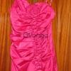 Платье розового цвета 44/S размер/size